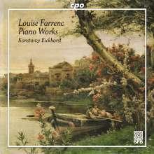 Louise Farrenc (1804-1875): Klavierwerke, CD