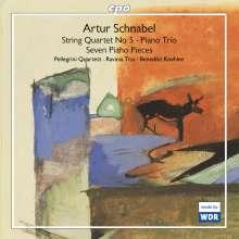 Artur Schnabel (1882-1951): Streichquartett Nr.5, CD