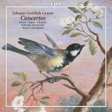Johann Gottlieb Graun (1703-1771): Concerti & Sinfonie, CD