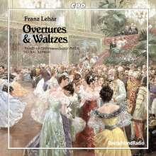Franz Lehar (1870-1948): Ouvertüren & Walzer, CD