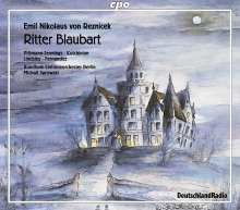 Emil Nikolaus von Reznicek (1860-1945): Ritter Blaubart, 2 CDs