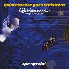 Quintessence goes Christmas, CD