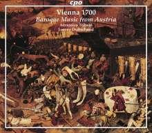 Wien 1700 - Barockmusik aus Österreich, 2 CDs