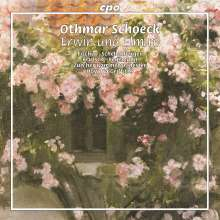 Othmar Schoeck (1886-1957): Erwin und Elmire (Gesänge zu dem Singspiel von Goethe op.25), CD