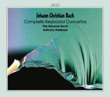 Johann Christian Bach (1735-1782): Sämtliche Klavierkonzerte, 6 CDs