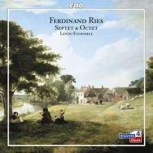 Ferdinand Ries (1784-1838): Septett op.25, CD