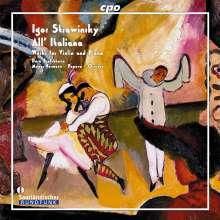 Igor Strawinsky (1882-1971): Werke für Violine & Klavier, CD