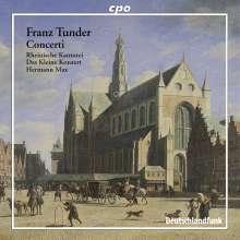 Franz Tunder (1614-1667): Geistliche Werke, CD