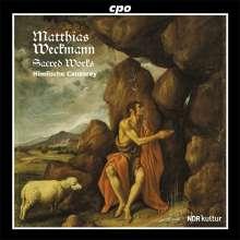 Matthias Weckmann (1619-1674): Geistliche Werke, CD