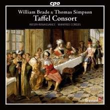 Tafel Consort - Musik an den Höfen der Weserrenaissance, CD