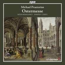 Michael Praetorius (1571-1621): Ostermesse, CD