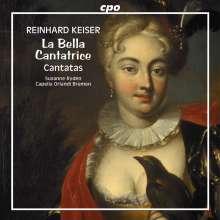 Reinhard Keiser (1674-1739): 8 Solokantaten, CD