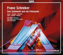 Franz Schreker (1878-1934): Das Spielwerk und die Prinzessin, 2 CDs