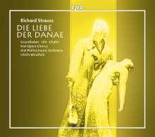 Richard Strauss (1864-1949): Die Liebe der Danae, 3 CDs