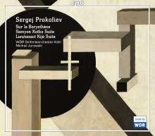 Serge Prokofieff (1891-1953): Auf dem Dnjepr op.51 (Komplette Ballettmusik), 2 CDs