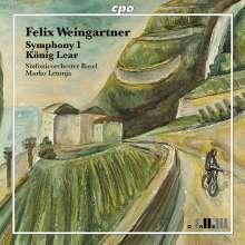 Felix Weingartner (1863-1942): Symphonie Nr.1, Super Audio CD