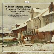 Wilhelm Peterson-Berger (1867-1942): Symphonie Nr.5, CD