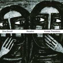 Dine Doneff (Kostas Theodorou): Rousilvo, CD