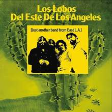 Los Lobos: Just Another Band From East L.A., CD