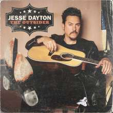 Jesse Dayton: The Outsider (Limited-Edition), LP