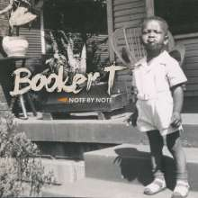 Booker T.: Note By Note, CD