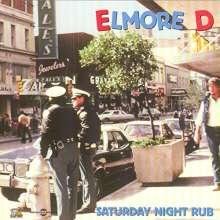 Elmore D: Saturday Night Rub, CD