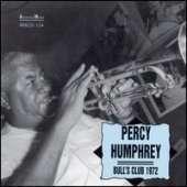 Percy Humphrey (1905-1995): Bull's Club 1972, CD
