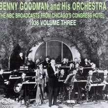 Benny Goodman (1909-1986): Congress Hotel Vol. 3, CD