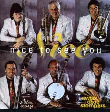 Swiss Dixie Stompers: Nice To See You, CD