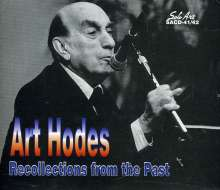 Art Hodes (1904-1993): Recollections From The, 2 CDs