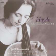 Joseph Haydn (1732-1809): Cellokonzerte 1 & 2, CD