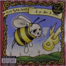 Less Than Jake: B Is For B-Sides (Colored Vinyl), LP