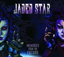 Jaded Star: Memories From The Future, CD