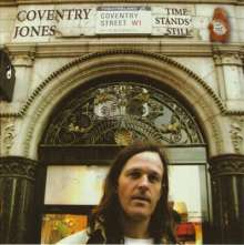 Coventry Jones: Time Stands Still, CD
