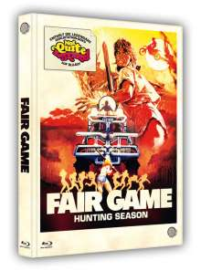 Fair Game - Hunting Season (Blu-ray im Mediabook), 2 Blu-ray Discs