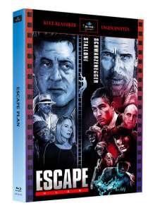 Escape Plan (Blu-ray im Mediabook), 2 Blu-ray Discs