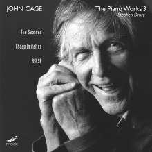 John Cage (1912-1992): The Seasons für Klavier (Ballettmusik), CD