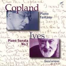 Charles Ives (1874-1954): Klaviersonate Nr.1, CD