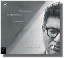 Morton Feldman (1926-1987): String Quartet (II), 5 CDs