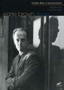 Earle Brown (1926-2002): Tracer für Ensemble & 4-kanaliges Tonband, DVD