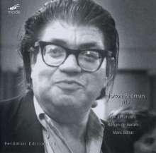 Morton Feldman (1926-1987): Klaviertrio (1980), 2 CDs