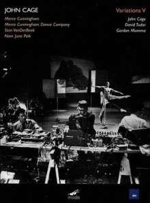 John Cage (1912-1992): Variations V, DVD