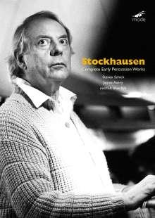 Karlheinz Stockhausen (1928-2007): Werke für Percussion, DVD