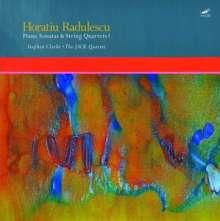 Horatiu Radulescu (1942-2008): Klaviersonate Nr.5 (op.106) (180g), LP