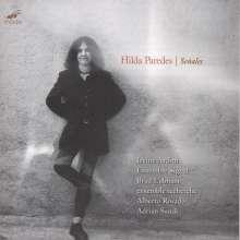 "Hilda Paredes (geb. 1957): Senales - ""Homenaje a Jonathan Harvey"" für Violine & Ensemble, CD"