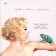 Sarah Maria Sun - Modern Lied, CD