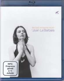 Joan La Barbara (geb. 1947): Kammermusik, Blu-ray Audio