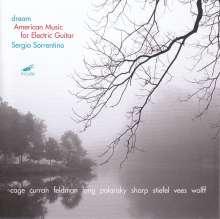 Sergio Sorrentino - Dream, CD
