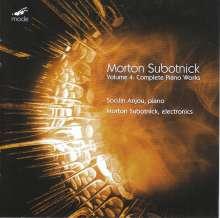 Morton Subotnick (geb. 1933): Morton Subotnick Vol.4 - Klavierwerke, CD