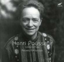 Henri Pousseur (1929-2009): Kammermusik für Flöte, CD